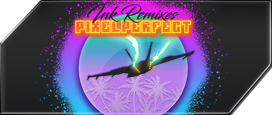 Download Ink Remixes: Pixelperfect (Retro Games Album)
