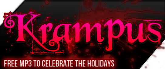 Celebrate the Christmas with Krampus